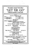 Let'er Go, a Musical Comedy in Three Acts