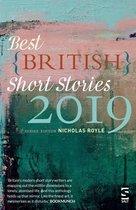 Omslag Best British Short Stories 2019