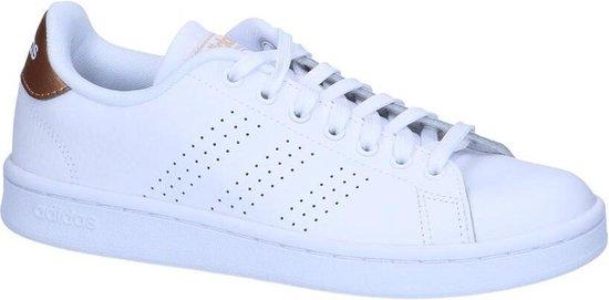 Witte adidas Sneakers Advantage - Maat 42