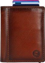 Leather Design - Billfold & cardholder- portemonnee