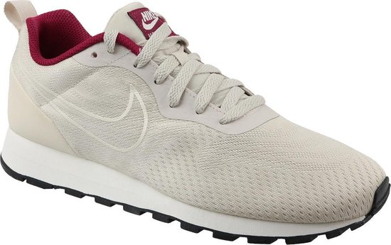 Nike Md Runner 2 Eng Mesh Wmns 916797 100, Vrouwen, Grijs, Sneakers maat: 35,5 EU