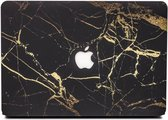 Lunso - cover hoes - MacBook Air 13 inch (2018-2019) - Marble Nova