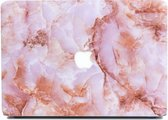 Lunso - cover hoes - MacBook Air 13 inch (2010-2017) - Marble Finley