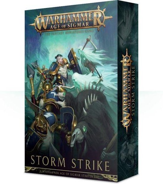 Afbeelding van het spel Age of sigmar - Storm strike: Starter Set