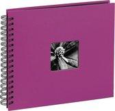 Hama Fine Art spiraal pink 36x32 50 zwarte Pagina's 10608