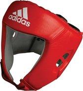 adidas AIBA hoofdbeschermer rood XL