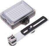 YONGNUO YN-0906 54-LED draagbare LED videolamp kleurtemperatuur 5500K voor camera en camcorder