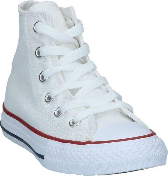 Converse Meisjes Hoge sneakers Chuck Taylor All Star Hi Kids - Wit - Maat 30