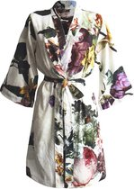 Essenza Dames Nachtmode kimono XL - Ecru