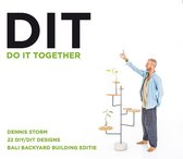Boek cover DIT. Do it together van Dennis Storm