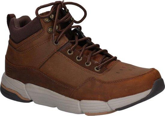 Skechers Metco Boles Bruine Boots Heren 39,5
