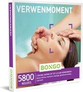 Bongo Bon - Verwenmoment Cadeaubon - Cadeaukaart cadeau voor man of vrouw | 5800 wellnessarrangementen: massage, manicure, kappersbezoek en meer