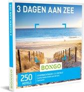 Bongo Bon Nederland - 3 Dagen Aan Zee Cadeaubon - Cadeaukaart cadeau voor man of vrouw | 250 hotels aan de kust