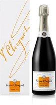 Champagne Veuve Clicquot Demi Sec - 1 x 75 cl - Giftbox