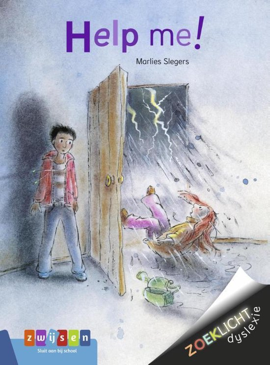 Zoeklicht Dyslexie - Help me! - Marlies Slegers  