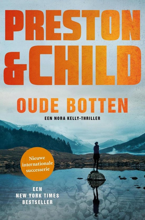 Oude botten - Preston & Child |