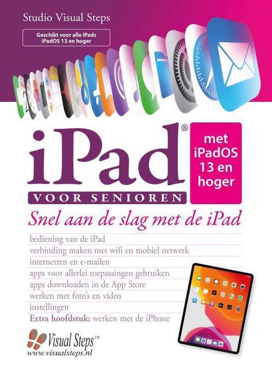 iPad voor senioren met iPadOS 13 - Studio Visual Steps   Fthsonline.com