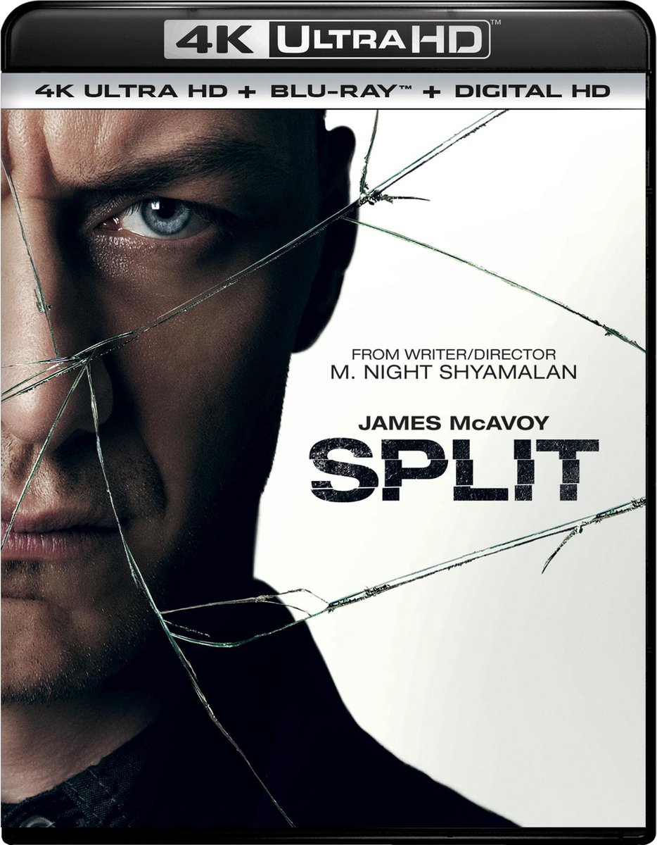 Split (4K Ultra HD Blu-ray)-