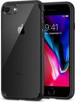 Spigen Ultra Hybrid 2 Case Apple iPhone 7/8 iPhone SE 2020 - 042CS20926 - Zwart