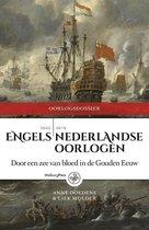 Boek cover Engels-Nederlandse oorlogen van Anne Doedens