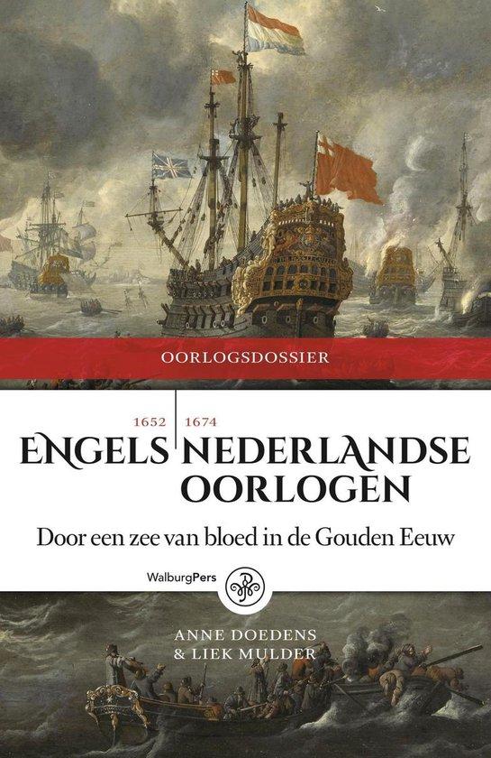 Engels-Nederlandse oorlogen - Anne Doedens |