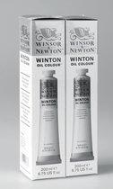 Winsor & Newton  Winton oilcolour Titaanwit 2x 200ml tube