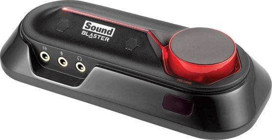 Creative Labs Sound Blaster Omni Surround 5.1 - Geluidskaart - Zwart