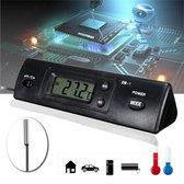 In / Buiten Thermometer Met Sensor Digitale LCD Display