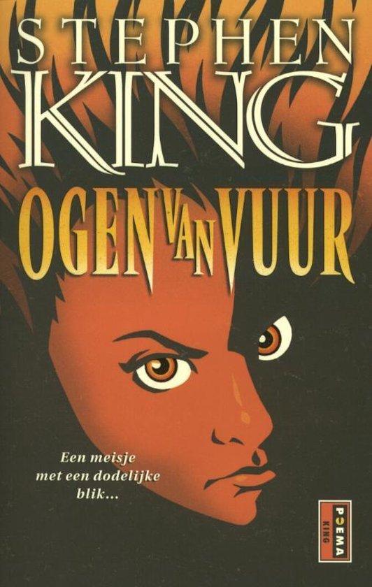 Cover van het boek 'Ogen van vuur'