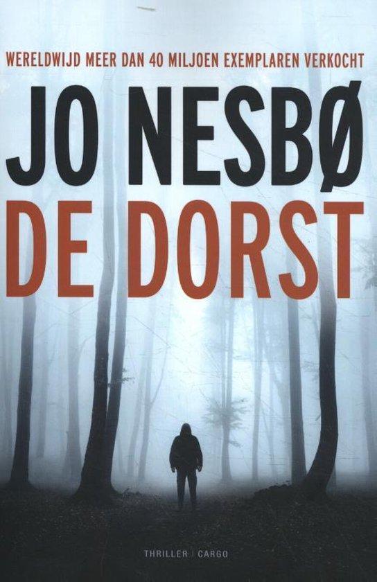 Harry Hole - De dorst - Jo Nesbo |