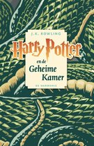 Boek cover Harry Potter 2 -   Harry Potter en de geheime kamer van J.K. Rowling (Paperback)