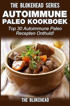 Autoimmune Paleo kookboek: Top 30 Autoimmune Paleo recepten onthuld!