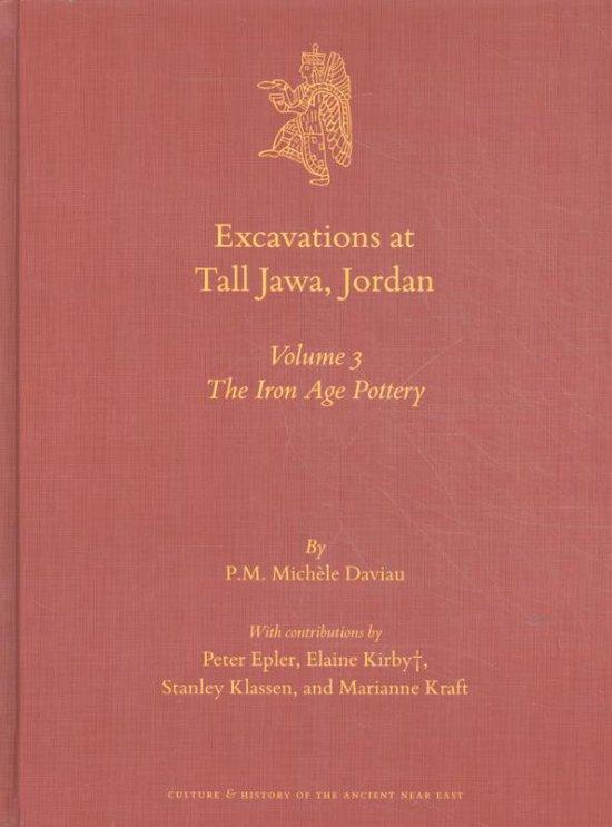 Excavations at Tall Jawa, Jordan - Michele Daviau |