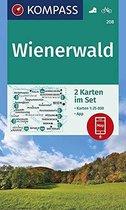 Wienerwald 1:25 000