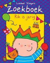 Rik  -   Zoekboek Rik is jarig