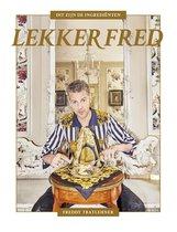 Boek cover Lekker Fred van Freddy Tratlehner (Onbekend)