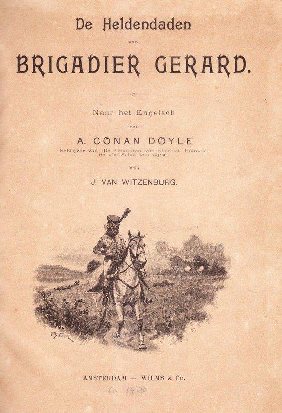 De heldendaden van Brigadier Gerard