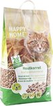 Happy Home Natural Wood - Kattenbakvulling - 20 l