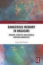 Boek cover Dangerous Memory in Nagasaki van Gwyn Mcclelland