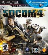 Socom 4  U.S. Navy Seals /PS3