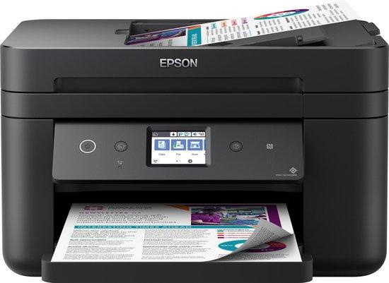 Epson WorkForce WF-2860DWF - All-In-One Printer (4-in-1)
