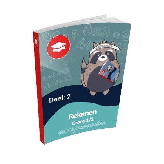 Oefenboek Groep 1-2 Rekenen - Deel 2 - De Bijlesmeester | Fthsonline.com