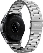 Spigen Modern Fit Armband voor Samsung Galaxy Watch 46mm - silver