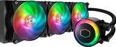 Cooler Master MasterLiquid ML360R RGB water & freon koeler Processor