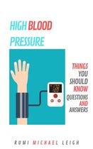 Omslag High Blood Pressure