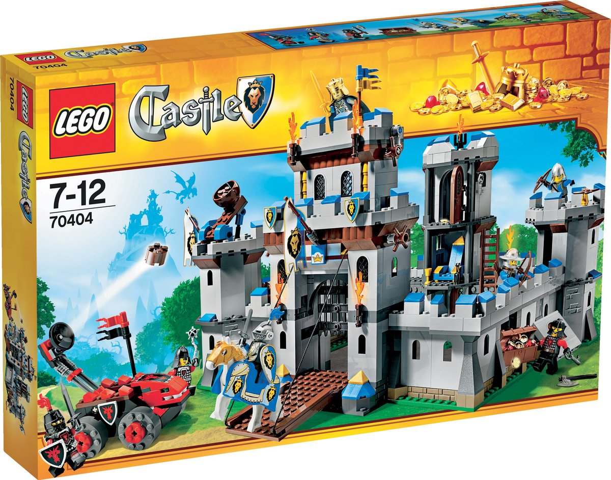 LEGO Castle Koningskasteel - 70404