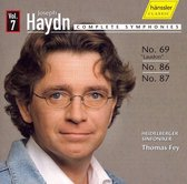 Complete Symphonies Nr. 69, 87, 86