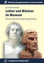 Boek cover Luther Und Muntzer Im Museum van Jan Scheunemann