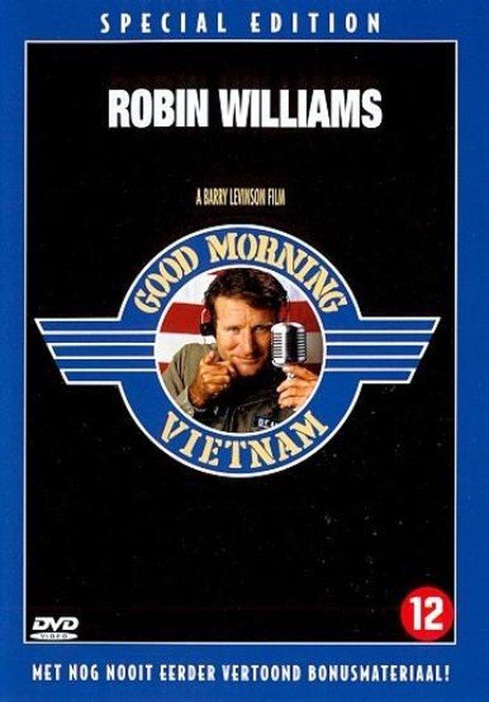 Cover van de film 'Good Morning Vietnam'