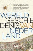 Boek cover Wereldgeschiedenis van Nederland van Huygens Instituut Voor Nederland (Onbekend)